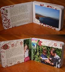 vacation photo albums vacation week mini albums write click scrapbook