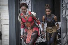 black panther scorches box office records sets bar for 2018 and