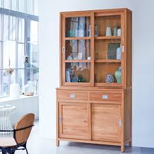 vaisselier cuisine pas cher meuble vaisselier cuisine gallery of meuble louise grande vitrine