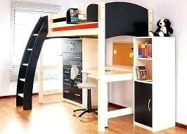 lit mezzanine avec bureau pour ado lit sureleve avec rangement lit mezzanine escalier tiroir escalier