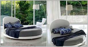 8 impressive round beds it u0027s time for relaxing retreat