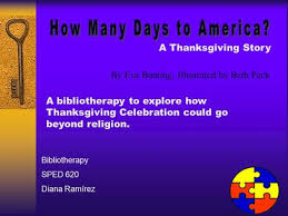 bibliotherapy lesson a country far away submitted by