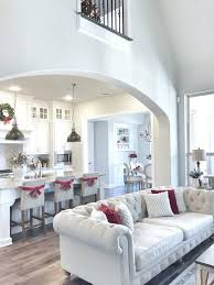kitchen living room ideas best 25 open concept kitchen ideas on vaulted ceiling