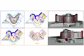 hotel floor plan dwg bloques cad autocad arquitectura download 2d 3d dwg 3ds
