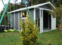 cabane jardin pvc abri jardin pvc grosfillex porte フレンチシェッド 海外
