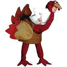 rasta imposta turkey costume one size clothing