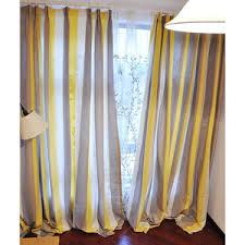 Orange And White Striped Curtains Horizontal Striped Curtains Black And White Striped Curtains