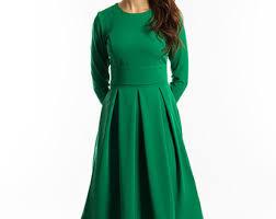 minimalist dress etsy