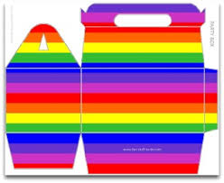 Rainbow Party Decorations Rainbow Party Decorations Fun Diy Parties And Themes