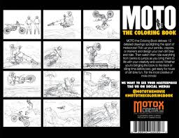 moto the coloring book moto the movie franchise 0648676920507