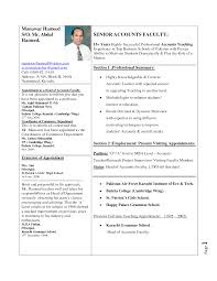 How To Write A Teaching Resume What Should We Write In Resume Headline Free Resume Example And