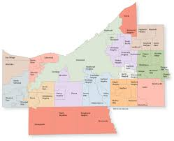 Map Of Pike County Ohio by A Smarter Cuyahoga County Takes Shape Under The Crayons Of Amateur