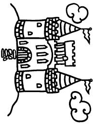 château fort coloriages autres page 2