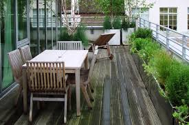 Rustic Outdoor Furniture by Exterior Balcony And Terrace Decoration Ideas Pretty Terrace