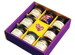 heart healthy gift baskets spices at penzeys gift box heart seasoning 8 jar