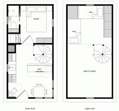 simple tiny house floor plans with 3 bedroom 2 story affordable 2