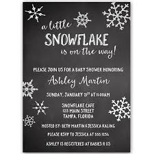 templates simple winter baby shower invitations templates with