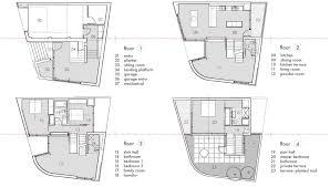 bi level floor plans floor plans terrace split level house philadelphia design