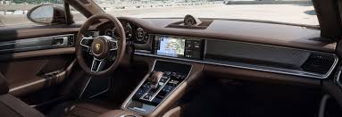 porsche cars interior 2018 porsche panamera estate price specs release carwow