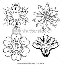 Flower Designs For Drawing 196 Best Doodling Whimsical Flowers Birds And Butterflies Images