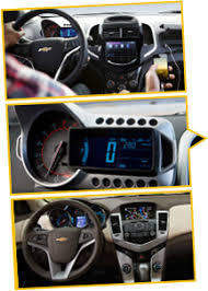 Chevrolet Sonic Interior New 2015 Chevrolet Sonic And 2015 Cruze Model Comparison Salem Or