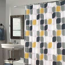 Wide Shower Curtain Bathroom Chic Wide Shower Curtain For Bathroom Decoration
