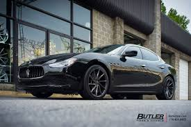 maserati ghibli modified 18 custom maserati ghiblis list of modified cars tuning options