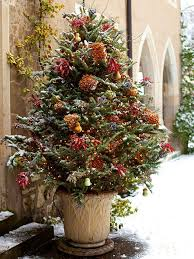 Natural Christmas Decorations 36 Amazing Outdoor Christmas Decorations Ideas Outdoor Christmas
