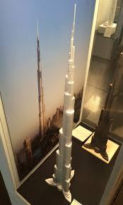 Burj Khalifa Ten Tops Burj Khalifa
