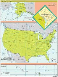map usa pdf the world factbook