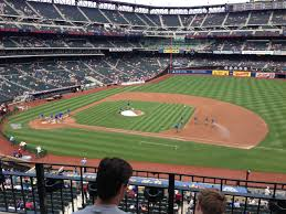 Citi Field Seating Map Citi Field Section 311 Rateyourseats Com