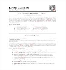 manager resume word professional construction manager resume template microsoft word