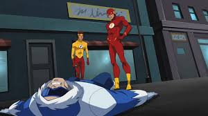 flash young justice wiki fandom powered by wikia