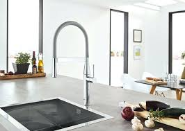semi professional kitchen faucet minimalist kitchen faucet kwc semi pro best franke blanco meridian