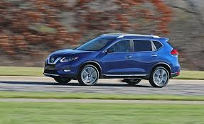 nissan rogue 2018 nissan rogue in depth model review car and driver