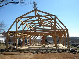 building a gambrel roof roof rafters archives