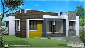 modern single story house plans one floor house designs sophisticated beautiful single story house