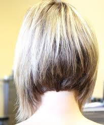 front and back views of chopped hair 12 trendy a line bob hairstyles easy short hair cuts popular
