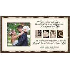 Personalized Wedding Photo Frame Personalized Wedding Love Photo Frame 1st Wedding Anniversary