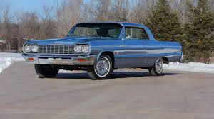 nissan impala 1964 chevrolet impala ss hardtop t244 indy 2015