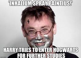 Daniel Radcliffe Meme - daniel radcliffe falls on hard times after the potter movies imgflip