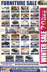 arv furniture flyers flyers