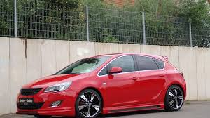 vauxhall usa opel astra by senner tuning