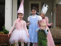 wizard of oz glinda child costume lillie u0027s wizard of oz party ponderings of the heart