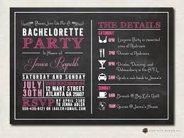party invitations new bachelorette party invites ideas