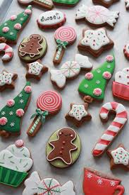 sweet decorated christmas cookies sweetopia coffee pinterest