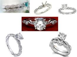 scalloped engagement ring engagement ring hunt where would you send me weddingbee