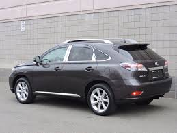 lexus rx 350 hybrid price used 2010 lexus rx 350 sl at auto house usa saugus