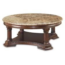 coffee table top ideas best 20 of round slate top coffee tables