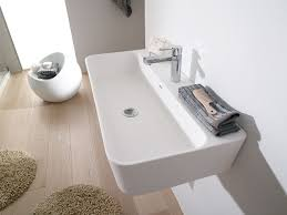the basin tends to be one of the main features of any bathroom